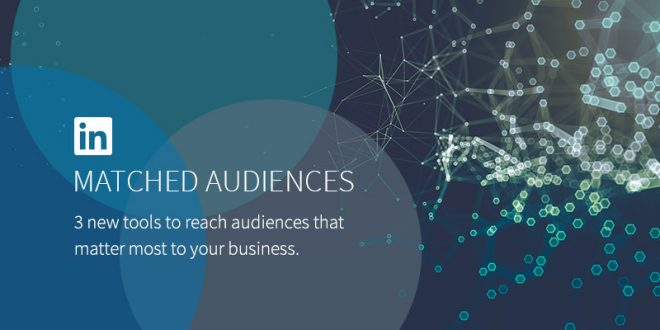 matched audiences tool